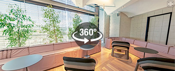 12-Micron Barangaroo 360° Panoramas - Reception Area