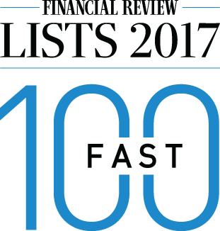 AFR Lists 2017 Fast 100