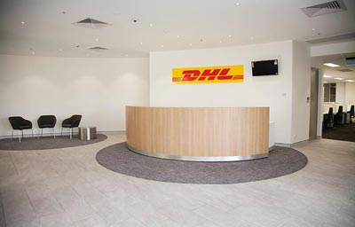DHL Offices Huntingwood