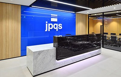 JPQS Design & Construct Office Fitout