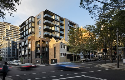 The Hensley, Potts Point